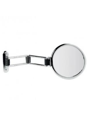 Specchio doppio da muro ABS Kohinoor