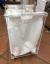 Porta biancheria cesto quadro plex