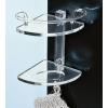 angolare doccia 2 piani con ringhiera plex