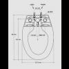 copri water bidet descrizione tecnica