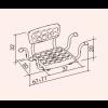 sedile vasca