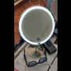 specchio led batteria