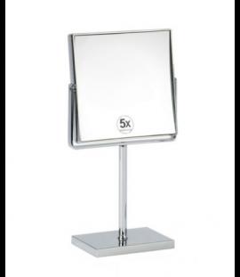 specchio quadrato appoggio 5x