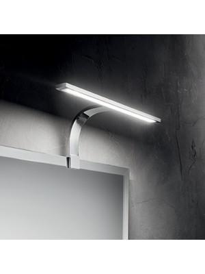 Lampada LED lineare per specchio