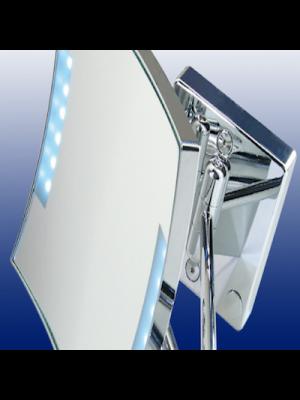 Specchio Q-led muro