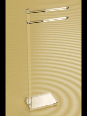 Piantana Quadro plex lavabo 2 bracci girevoli