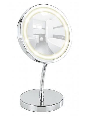 specchio LED appoggio 3x BRO