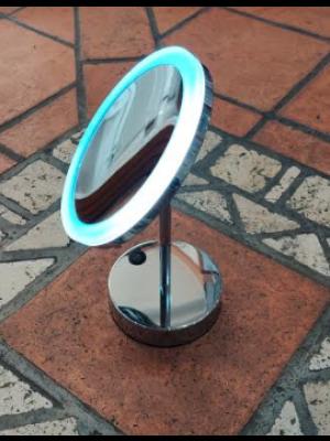Specchio appoggio LED MAX