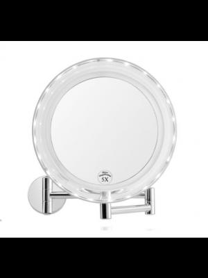 specchio quadrato da muro 5x