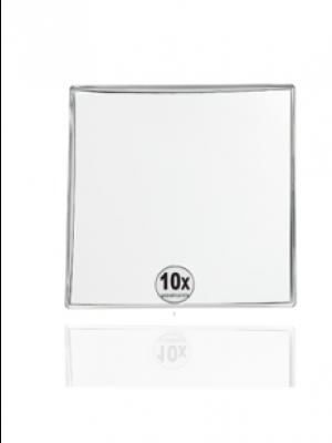 specchio ventosa quadrato 10x