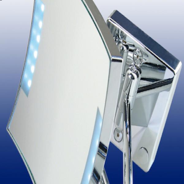 specchio ingranditore a led