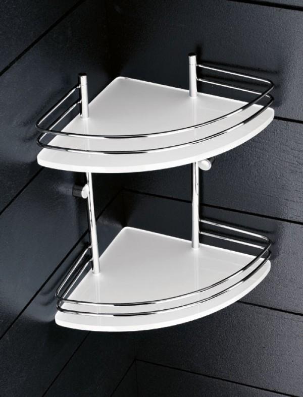 angolare plex 2 piani doccia