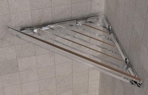 angolare per doccia